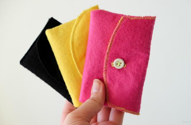visitekaartjeshouder diy roze001-4