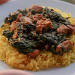 Recept: vegan kip tandoori
