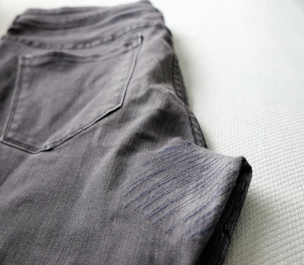 broek repareren dijen gat tussen de benen - DSCF2109-160504