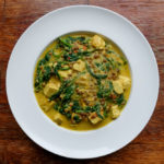 Vegan Indiase curry met linzen