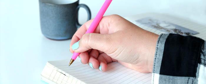 Maak een blogplanning