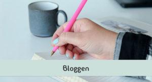 leren bloggen