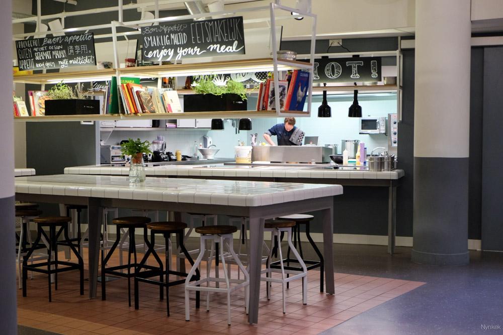 Stayokay's keuken