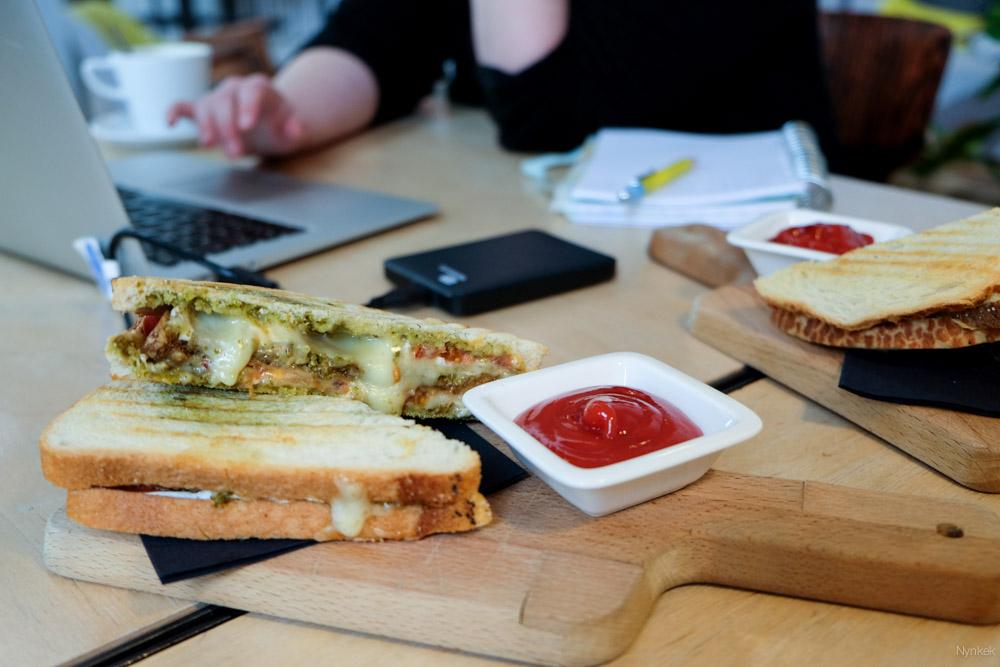 De superlekkere tosti's van Het Huis Utrecht