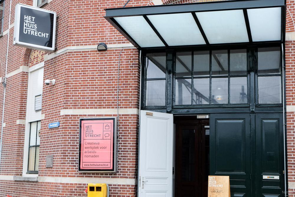 creatieve werkplaats voor arbeidsnomaden - Het Huis Utrecht