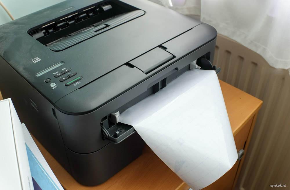 zelf transparante stickers printen van plakplastic