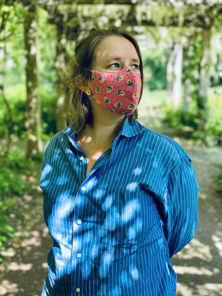Jesse (Killion) facemask - mondkapje op maat