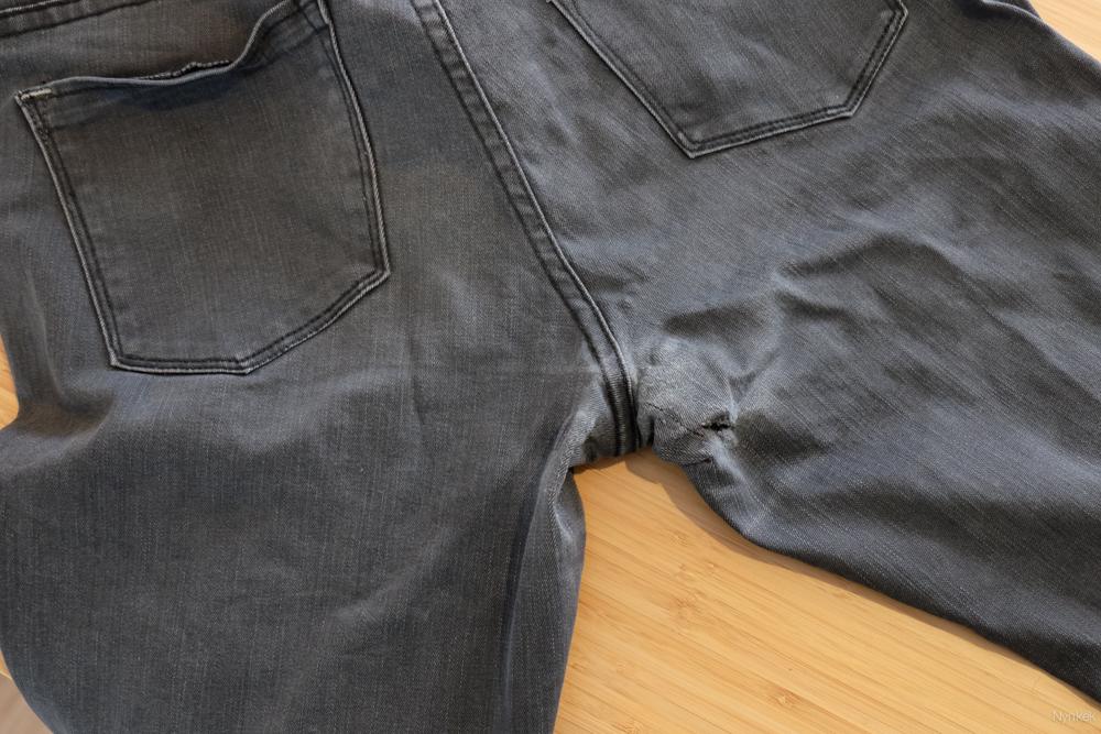 broek repareren dijen gat tussen de benen - DSCF1017-160228