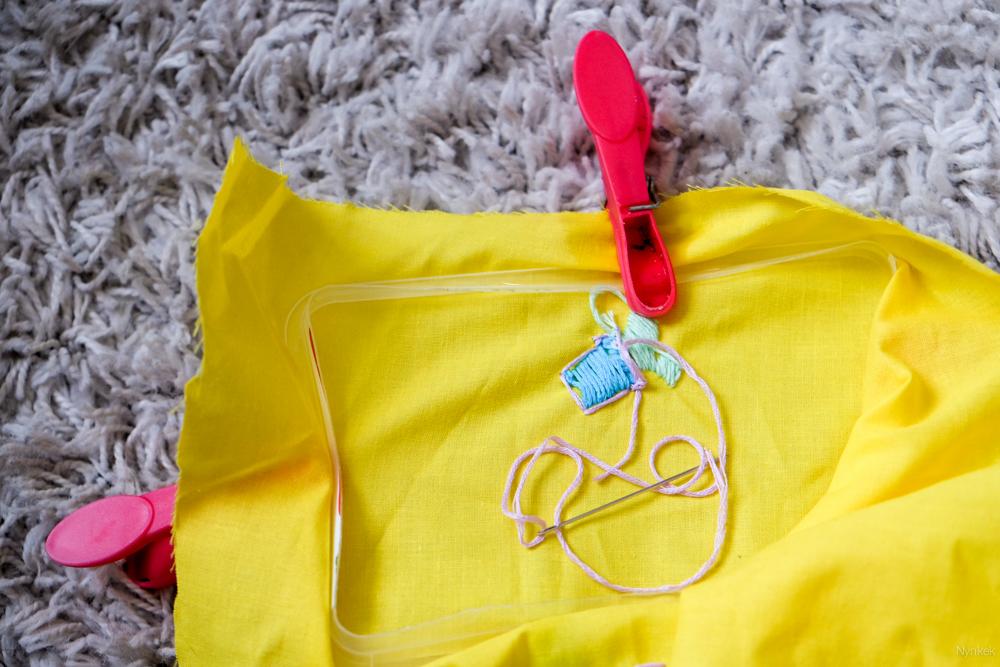 nynkek - diy maak je eigen borduurraam- improvised embroidery hoop - DSCF2671-160617