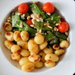 Recept: Snijbonen met tomaat en krieltjes