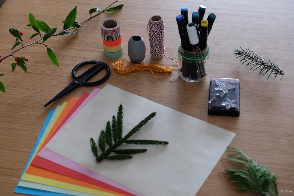 Tip 5: lintjes, touwtjes, strikjes, washi tape