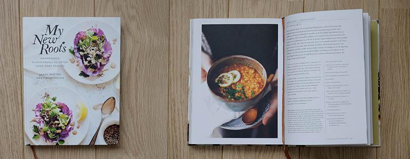 My new roots - kookboek